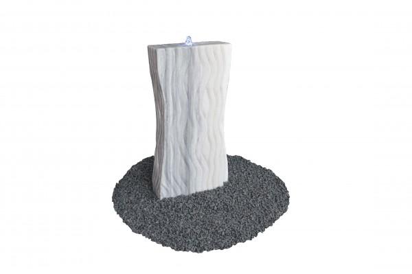 Wasserspiel Design Marmor