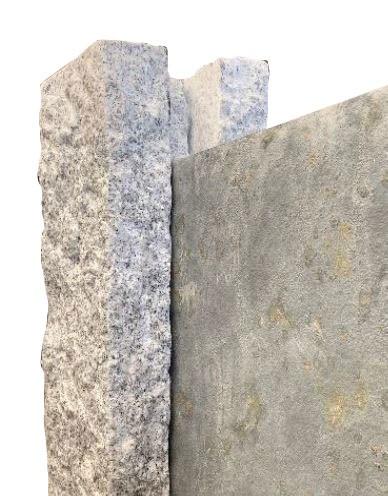 Walltaco-Pfosten Granit Palisaden